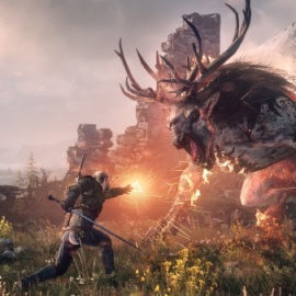 The Witcher 3 – Ein Rollenspielmonster