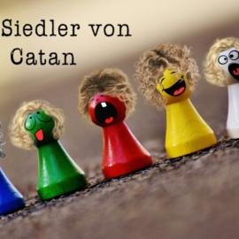 Brettspielspaß: Die Siedler von Catan