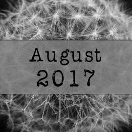 Mein August 2017